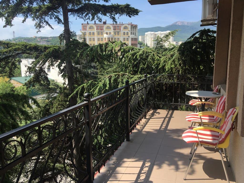 Забронировать номер в отеле в Крыму